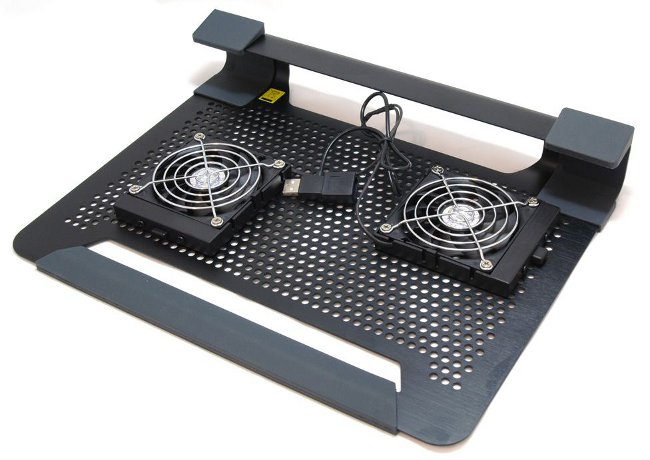 Подставка для ноутбука с вентиляторами своими руками